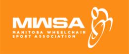 Manitoba Wheelchair Sport Association Logo